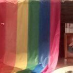 Ideenlogo von St. Michael zeigt Flagge